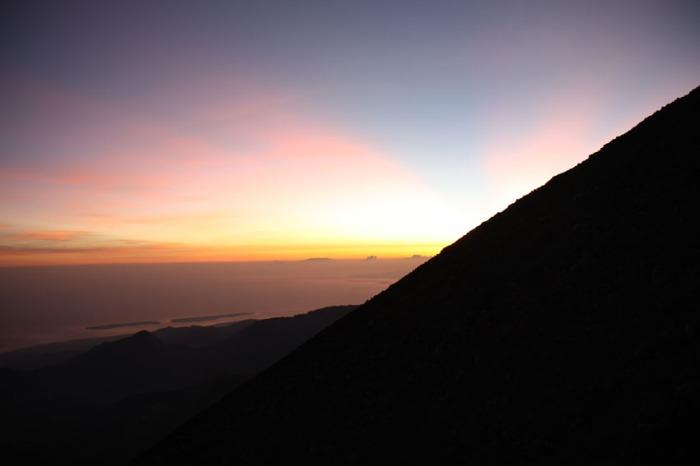eclectic east sunrise