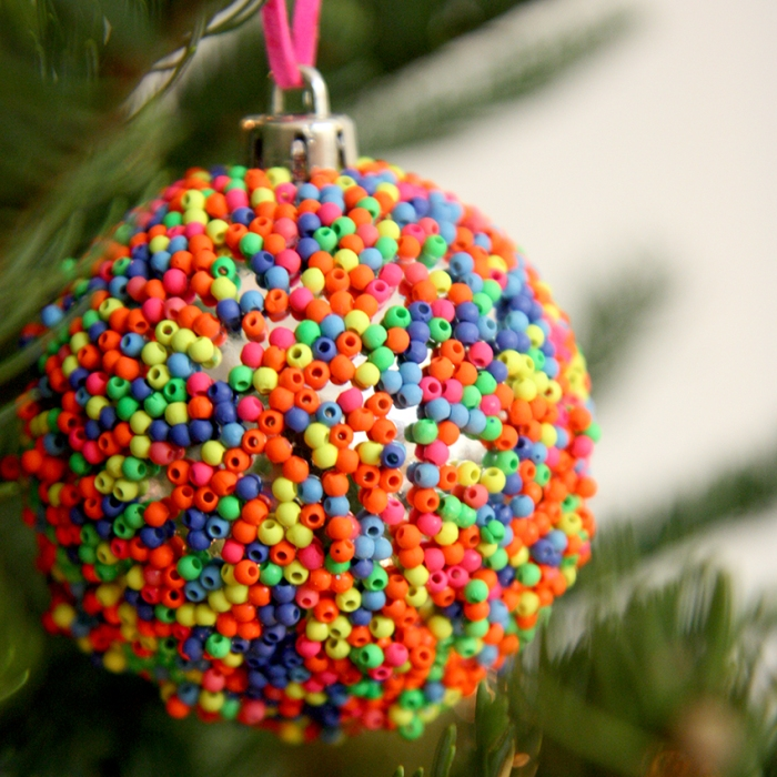 Multicolour balls on tree